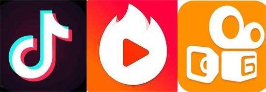 比较火的小视频软件图
